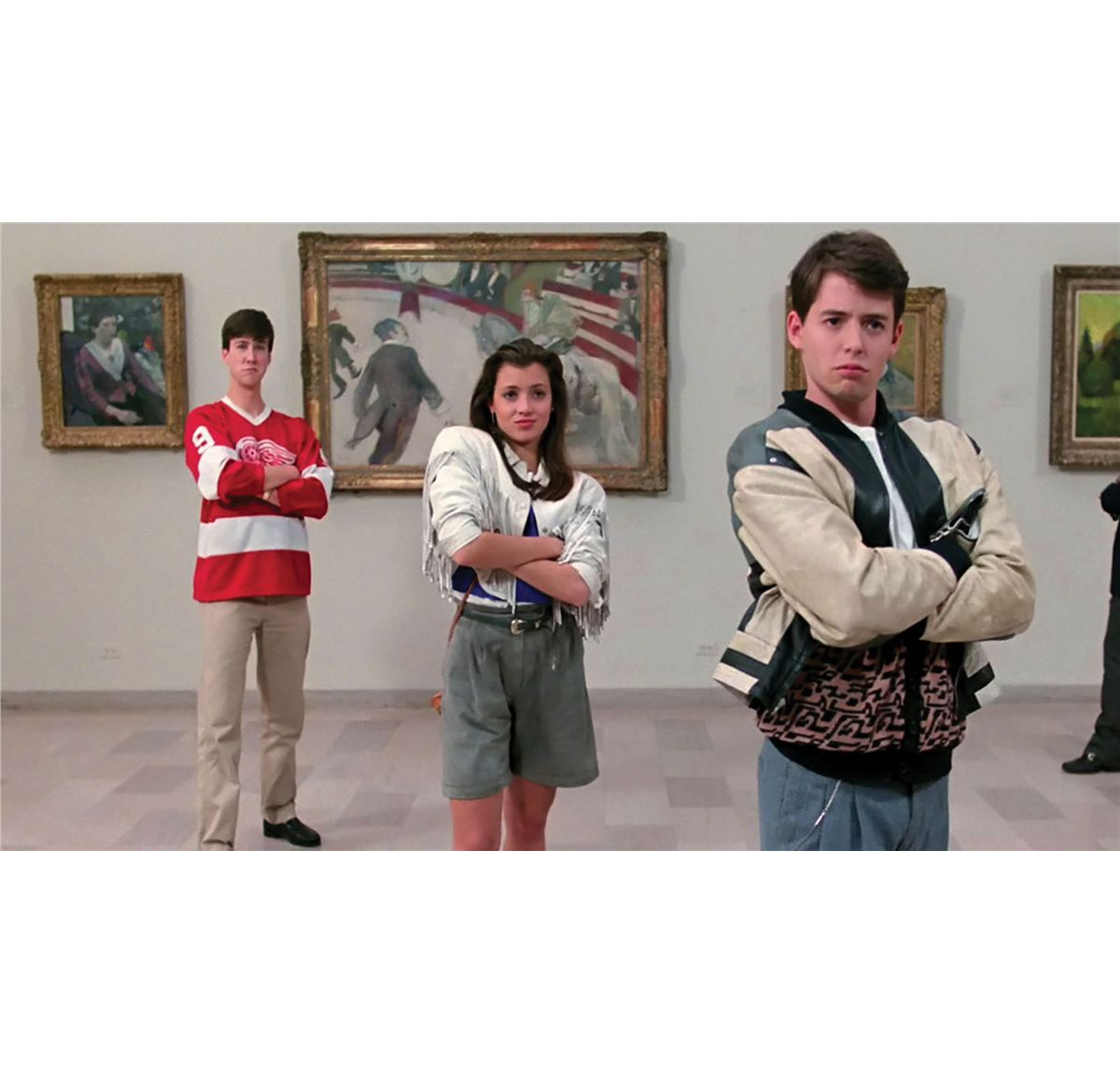 If You Had Your Own Ferris Bueller's Day Off, What Museum Would You Choose To Visit?